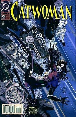 Catwoman Vol. 2 (1993-2001) #20