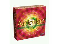Brand new Articulate board game