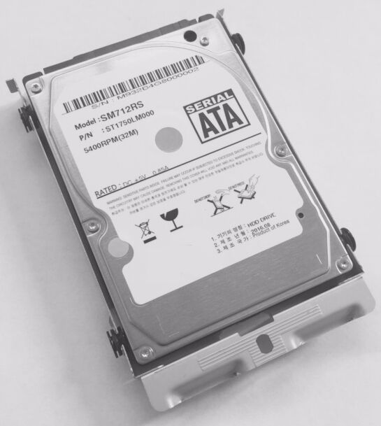 New All-in-one 1TB PlayStation4 PS4 Hard Drive Upgrade Kit