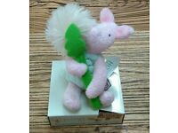 RARE VINTAGE CLASSIC POOH WINNIE THE POOH PIGLET TEDDY TOY