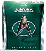 Star Trek The Next Generation Season 4 Blu Ray