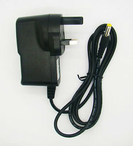 UK Power Supply Adaptor Adapter for Sega Mega Drive 2 MD2, 32X, Nomad Console