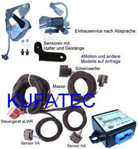Kabelsatz aLWR Audi Xenon Leuchtweitenregulierung A3 8L 35627