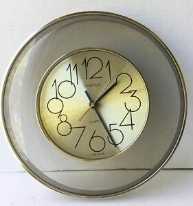 Vintage SPARTUS Wall Clock     H8Z1W9