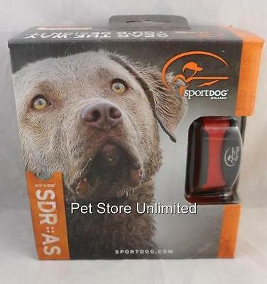 SportDOG SDR-AS EXTRA Training COLLAR ONLY for SD 425S Stubborn Dog FieldTrainer Camo Field Trainer