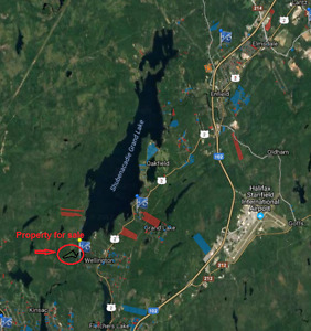 LAND FOR SALE IN GRAND LAKE