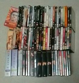 72 DVD collection