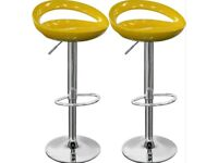 Pair of BRANDNEW Breakfast/Kitchen bar stools