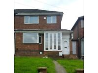 3 bedroom house, Great Barr