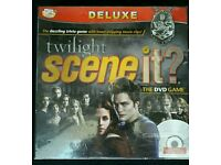 Twilight Scene It DVD Game (NEW)