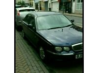 ROVER 75 AUTOMATIC 2.0 TD M47 BMW ENGINE QUICK SALE