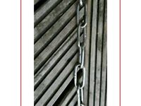 Stainless steel chain, 10 metre