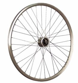28inch bike front hub dynamo trekking wheel ZAC2000 Disc Sport-hub dynamo -brand new and mint,unused