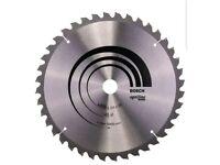 Bosch 2608640440 Circular Saw Blade 305mm x2.5× 30mm x 40T Optiline Wood Cut