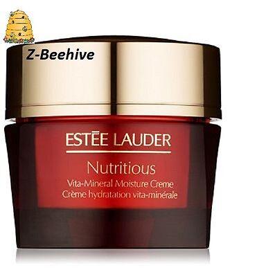 Estee Lauder Nutritious Vita Mineral Moisture Cream 0.50 oz. New ()