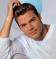 RICKY MARTIN 2ND.3RD. 6TH ROW FLOOR CENTER& FLOOR PIT BELOW COST