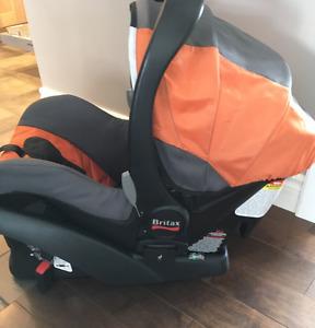 Siège d'auto pour bébé BOB B-Safe de Britax