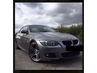 22010 BMW 320 petrol auto coupe. 47k miles. Great condition