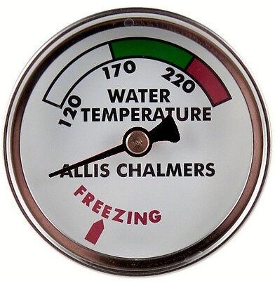 New Allis Chalmers Temp Gauge B C Ca Rc Wc Wd Wd45 Wf 213675 70213675