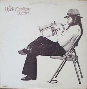 CHUCK MANGIONE QUARTET Vinyl LP - 1972 Original NM / NM