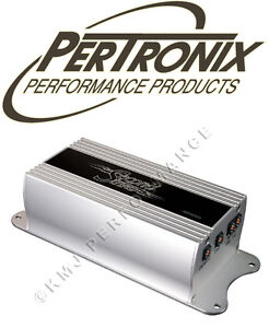 pertronix 500 second strike spark ignition system box w rev limiter ebay