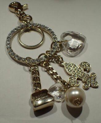 Rhinestone Key Ring by Kathy Van Zeeland