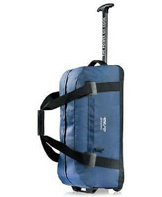 DAVIDOFF TRAVEL ROLLING DUFFLE BAG NEW 25.5 inches long and 11 inches wide