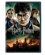 Harry Potter and The Deathly Hallows DVD