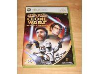 Xbox 360 - Star Wars Clone Wars