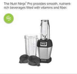 New Nutri Ninja Pro 900 Watts
