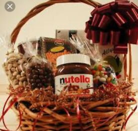 Sweet & chocolate hamper baskets / bouquet 😍😍 prices starting from £15