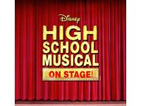 Stage version of High School Musical