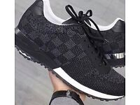 Boxed Louis Vuitton LV Runners Trainers