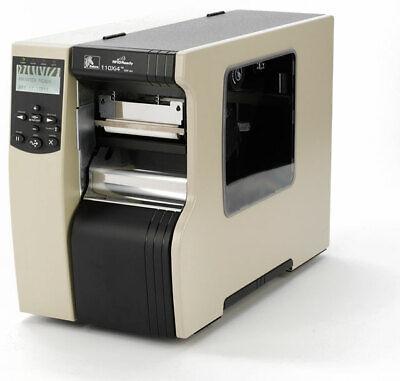 Zebra 110xi4 Barcode Label Printer