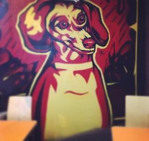 Benchpress Creative -  / Graffiti / Murals / Print / Perth / West Perth Perth City Area Preview