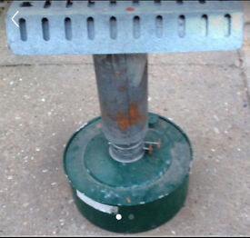 Paraffin greenhouse heater