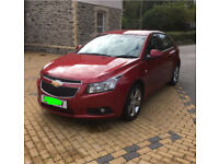 Chevrolet Cruze 5 door 2 litre
