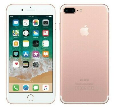Apple iPhone 7 Plus | 32GB | Rose Gold | LTE CDMA/GSM | Unlocked](iphone 7 plus gold 32gb)