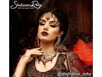Shahinour Ruby - International Celebrity Hair and Makeup Artist