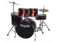 Mapex Tornado Drum Kit - Wine Red