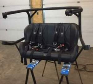 Roll Cage, Seat and 2 5-point Harnesses for Can-Am Commander