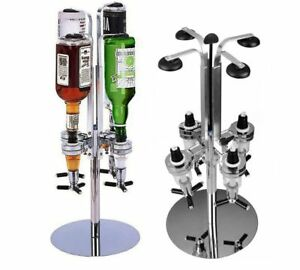I have 2 of these 4 Head Stainless Steel Bar Butler Dispensers