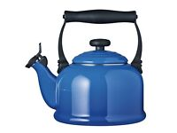 Le Creuset Traditional Kettle with Whistle £20 (ono)