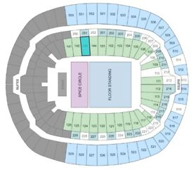 Jacky Cheung London Wembley Concert Tickets | in City of London