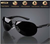 Men's Polarized Eyewear Sport Sunglasses Driving Aviators Shades