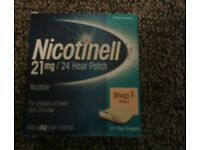 Nicotinell 21mg/24 hour Nicotine Patches, 21 day supply