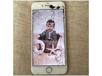 iPhone 6s working broken screen