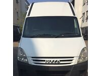 57 reg ford transit Iveco long wheel base