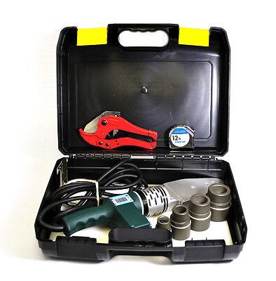 TK-300 NEW Pipe Welding Tool Kit w/5 Adapters- Socket Fusion
