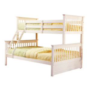 Double single Bunk bed for sale